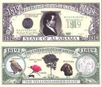 Alabama - 2003 Funny Money by AAC