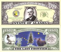 Alaska - 2003 Funny Money by AAC