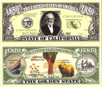 California - 2003 Funny Money by AAC