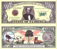 Florida - 2003 Funny Money by AAC