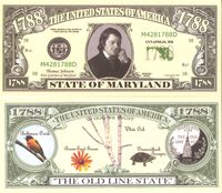 Maryland - 2003 Funny Money by AAC