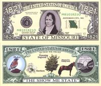 Missouri - 2003 Funny Money by AAC