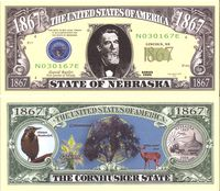 Nebraska - 2003 Funny Money by AAC