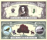 New Jersey - 2003 Funny Money by AAC
