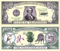Tennessee - 2003 Funny Money by AAC