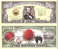 West Virginia - 2003 Funny Money by AAC